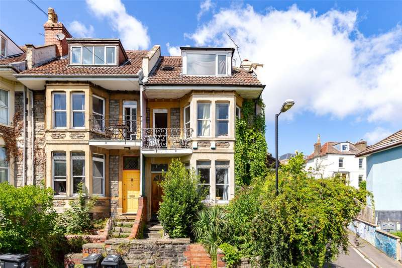 3 Bedrooms Property for sale in Hurlingham Road, St Andrews, Bristol BS7