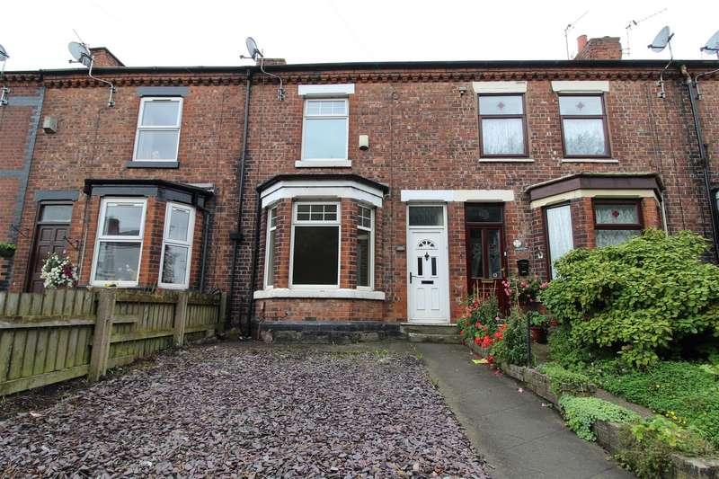 3 Bedrooms Terraced House for rent in Walthew Lane, Platt Bridge, Wigan, WN2 5AA
