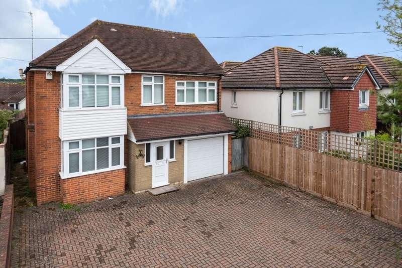 4 Bedrooms Detached House for sale in Tilehurst, Berkshire, RG31