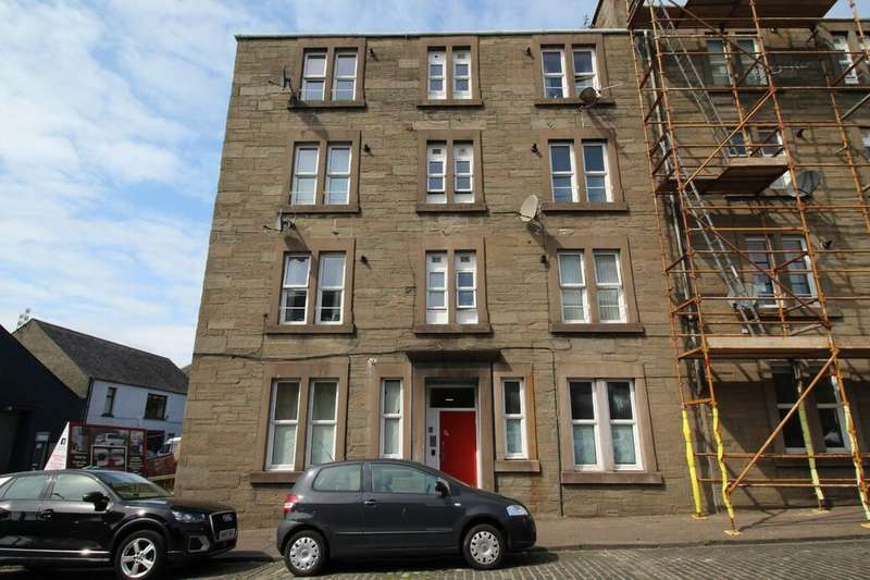 1 Bedroom Flat for sale in North Erskine Street, Dundee, DD4