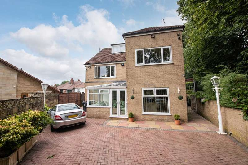 6 Bedrooms Detached House for sale in Hilton Drive, Manchester
