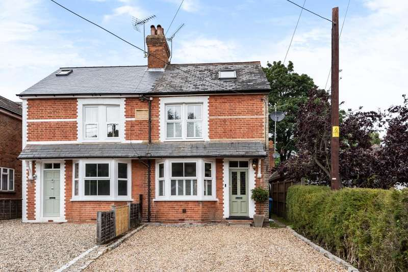 4 Bedrooms Semi Detached House for sale in Ascot, Berkshire, SL5