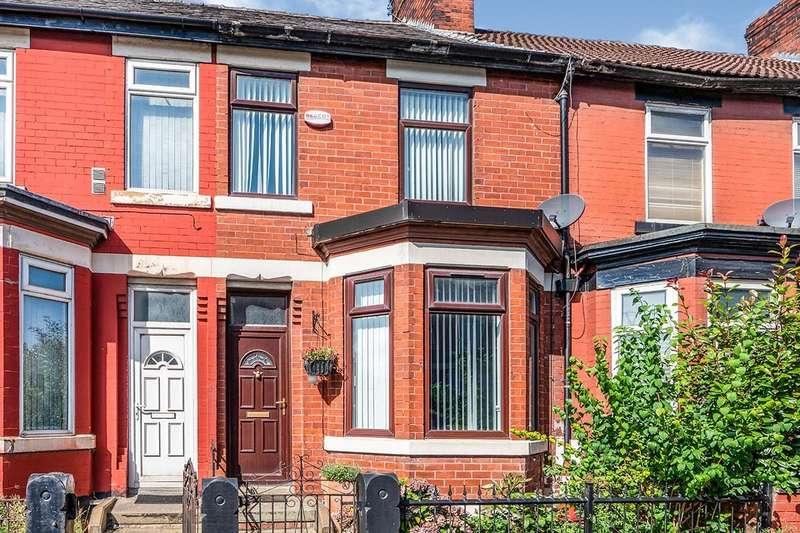 4 Bedrooms House for rent in Pembroke Street, Salford, M6