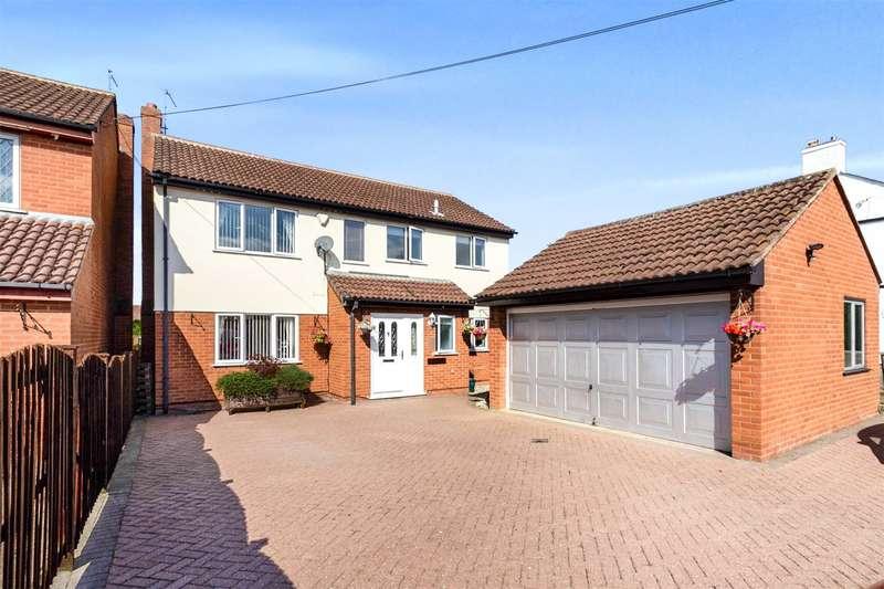 5 Bedrooms Detached House for sale in Cheltenham Road, Bishops Cleeve, Cheltenham, GL52