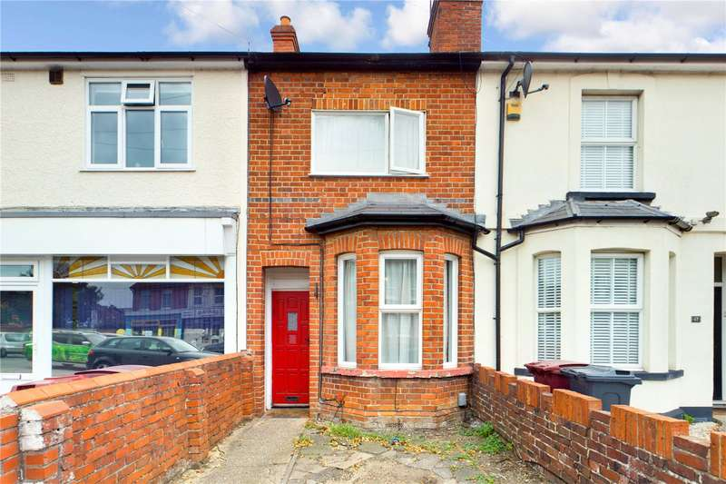 3 Bedrooms Terraced House for sale in Norcot Road, Tilehurst, Reading, RG30