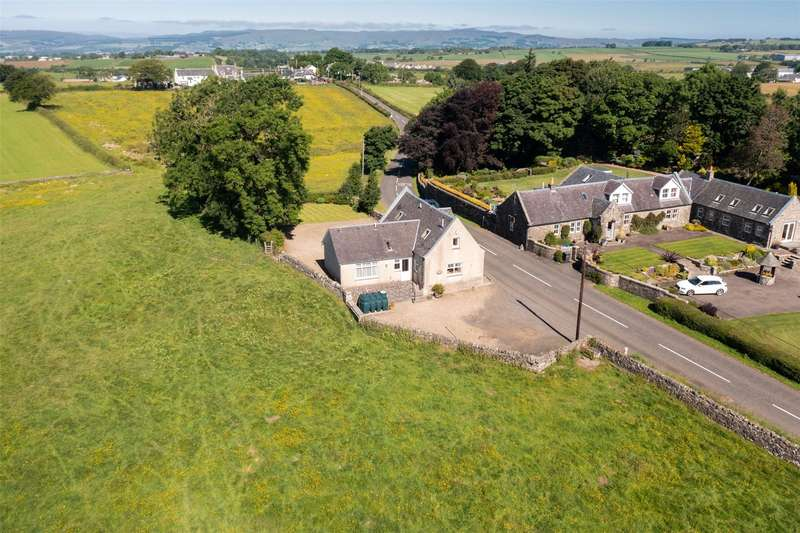 3 Bedrooms Detached House for sale in Ardgiffen, Greenhills, Beith, North Ayrshire, KA15