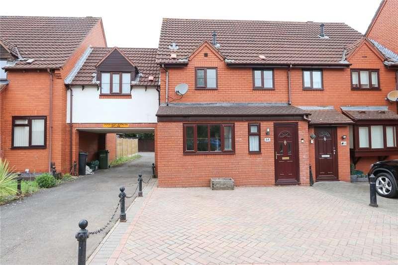 3 Bedrooms Property for sale in Oaktree Crescent, Bradley Stoke, Bristol BS32