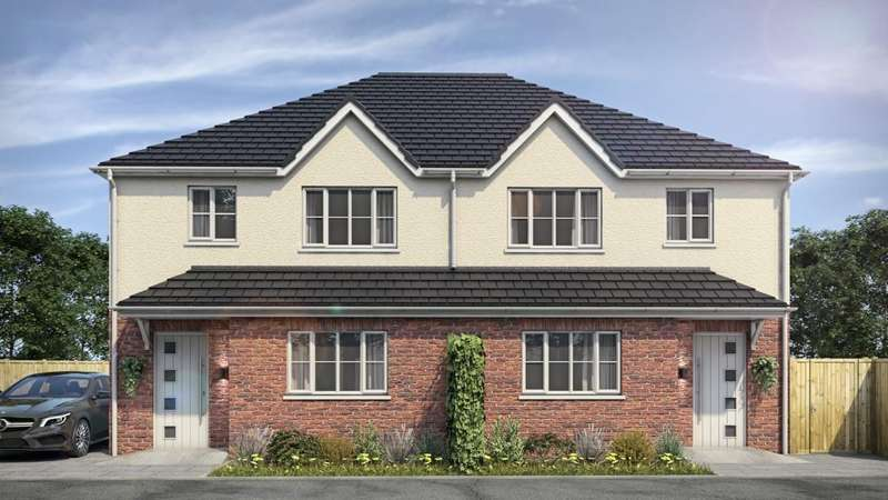 3 Bedrooms Semi Detached House for sale in Rodney Road, Ongar