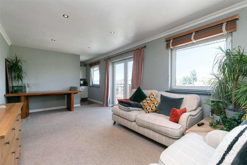 2 Bedrooms Apartment Flat for sale in Amersham Road, Caversham, Reading, RG4