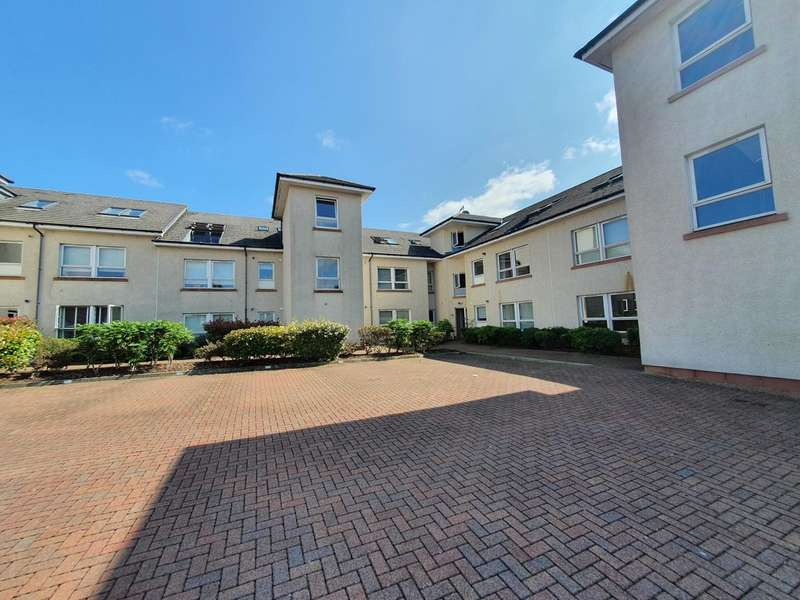 2 Bedrooms Flat for sale in KILMARNOCK - New Mill Road