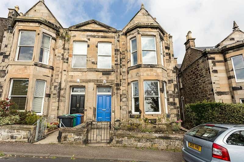 4 Bedrooms Semi Detached House for sale in Craigkennochie Terrace, Burntisland, Fife, KY3 9EN