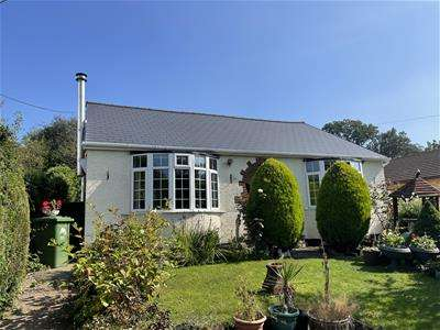 4 Bedrooms Detached Bungalow for sale in Fancy Road, Parkend, Lydney