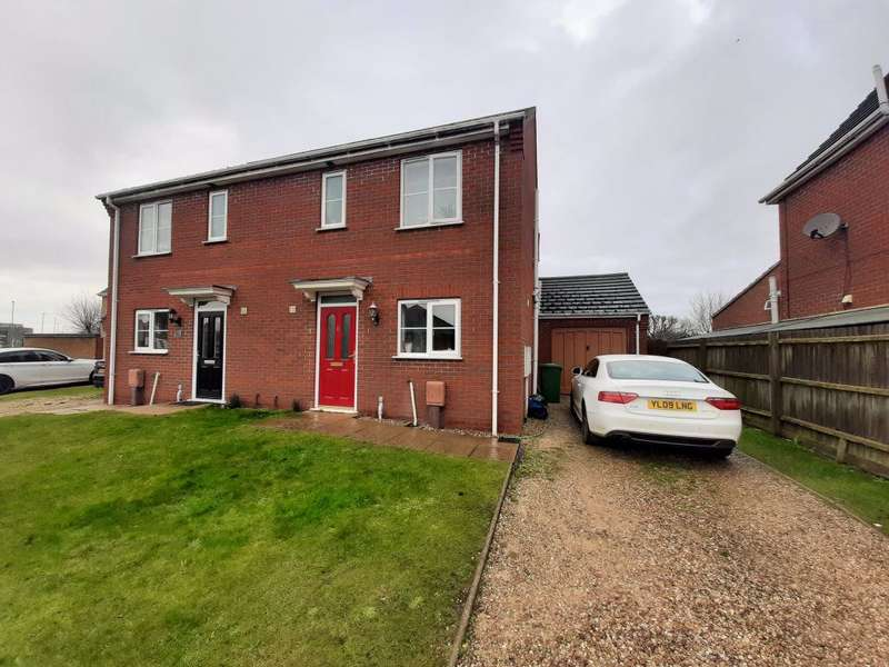 3 Bedrooms House for rent in BLUEBELL WALK, BOSTON