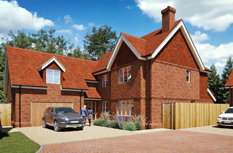 5 Bedrooms Detached House for sale in Reading Road, Shiplake, Henley-on-Thames, RG9