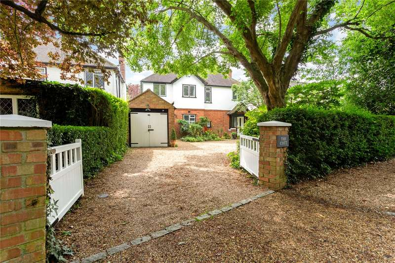 4 Bedrooms Detached House for sale in Altwood Bailey, Maidenhead, Berkshire, SL6