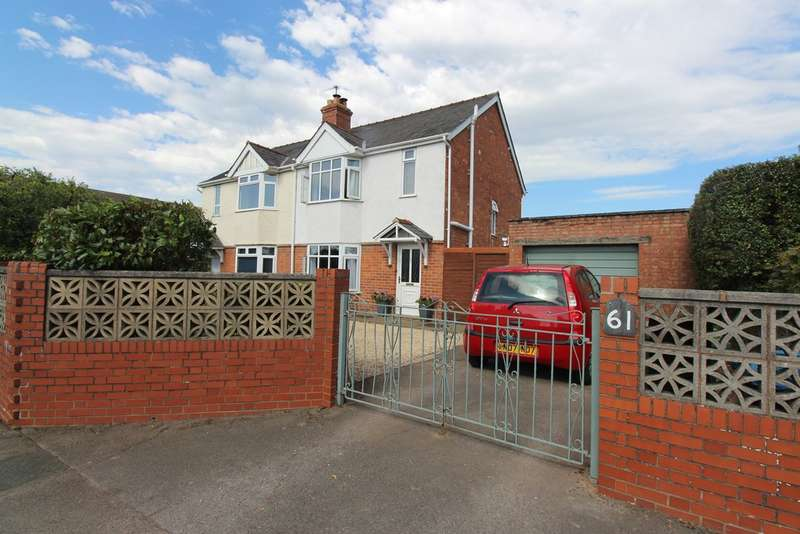 3 Bedrooms Semi Detached House for sale in Hucclecote Road, Gloucester, GL3