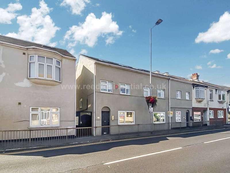 1 Bedroom Flat for sale in High Street, Benfleet