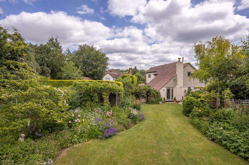 4 Bedrooms Detached House for sale in Dower House, Uckinghall, Tewkesbury, Worcestershire, GL20 6ES