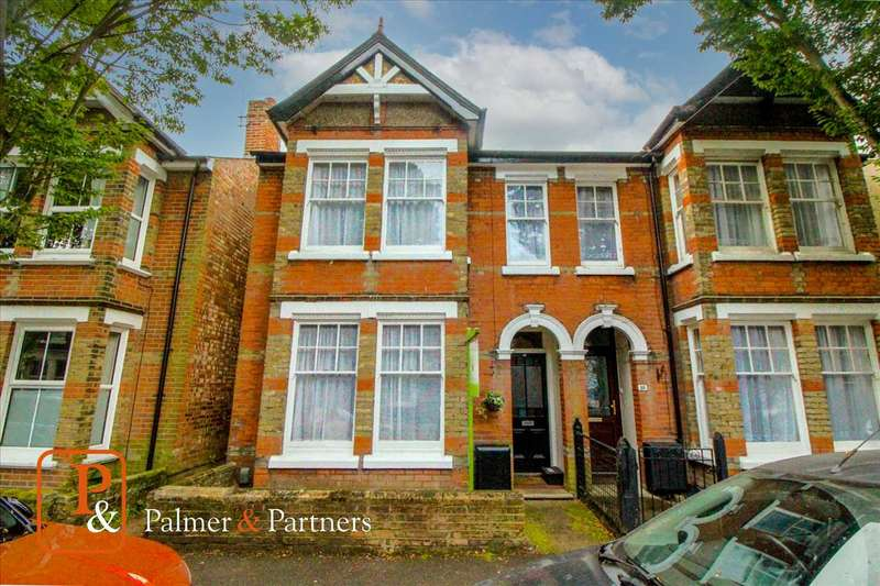 4 Bedrooms Semi Detached House for sale in Harsnett Road, Colchester