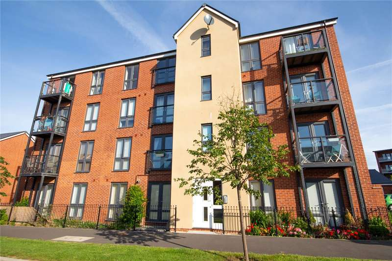 2 Bedrooms Property for sale in Jenner Boulevard, Emersons Green, Bristol BS16