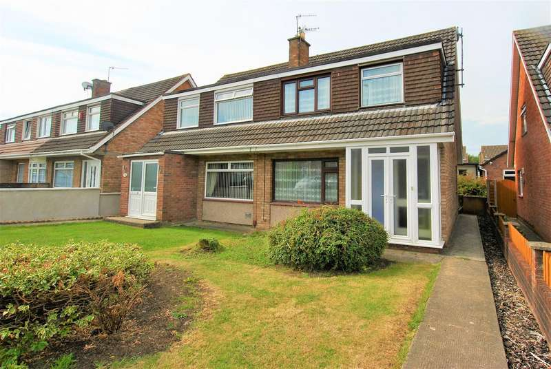 3 Bedrooms Semi Detached House for sale in Ashcott, Whitchurch