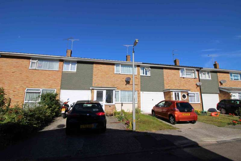 3 Bedrooms Terraced House for sale in Cherrytree Rise, Witham