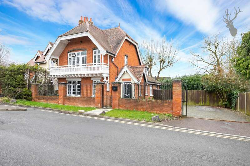 3 Bedrooms House for sale in Upshire Road, Waltham Abbey