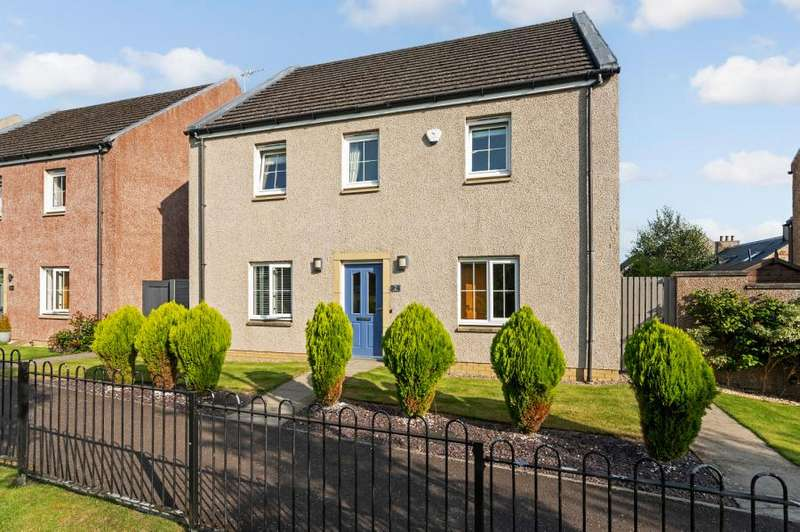 4 Bedrooms Detached House for sale in Sappi Road, Glenrothes