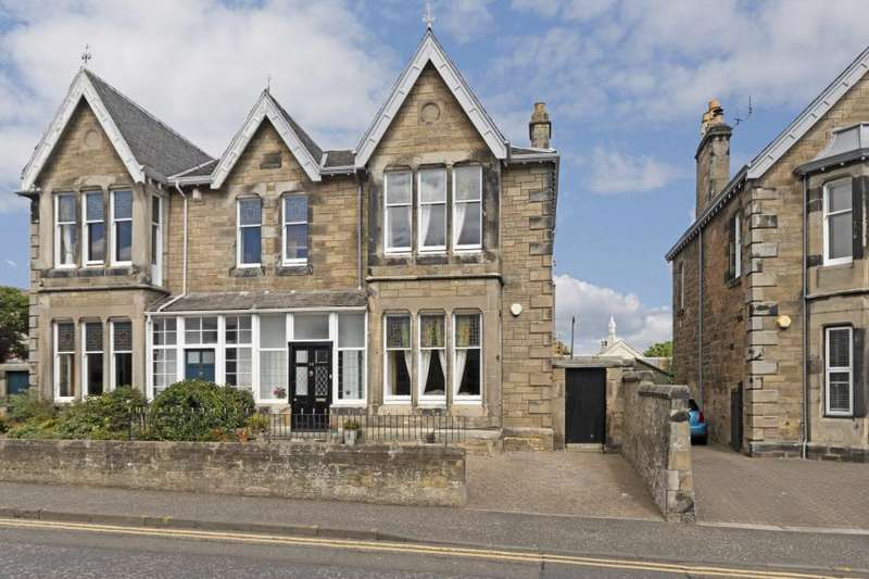 5 Bedrooms Semi Detached House for sale in Whytehouse Avenue, Kirkcaldy