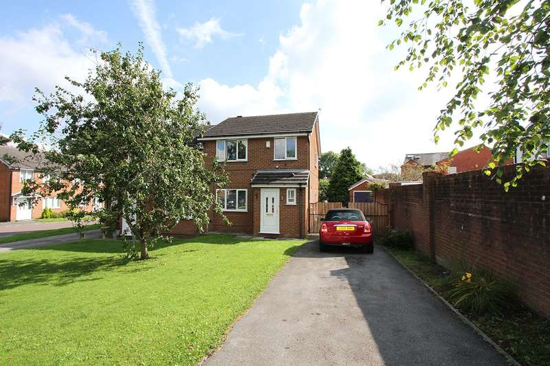 3 Bedrooms Semi Detached House for sale in Bolton Street, Ashton-in-Makerfield, Wigan, WN4 0QG