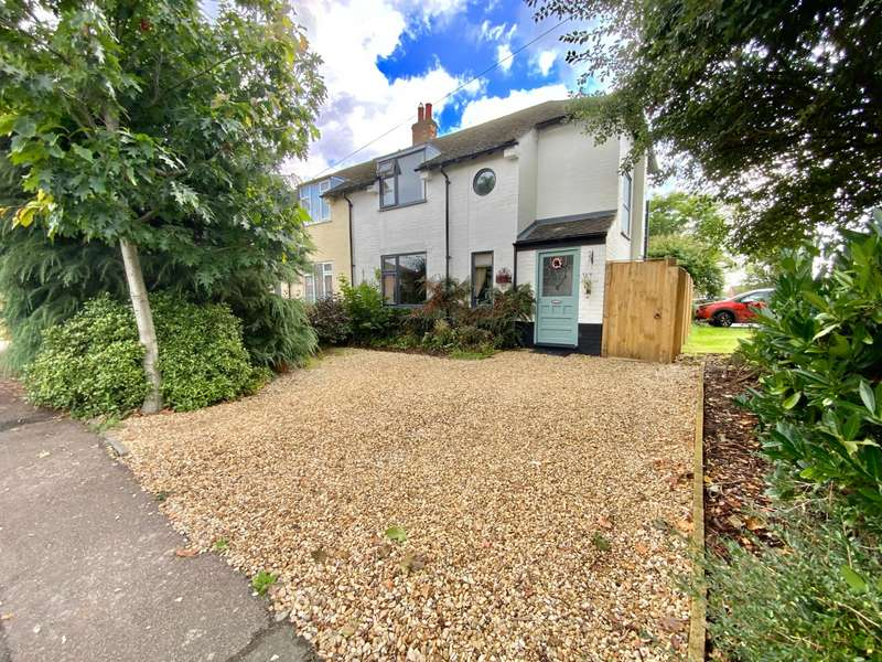 2 Bedrooms Semi Detached House for sale in Main Street, , Asfordby, LE14 3RZ