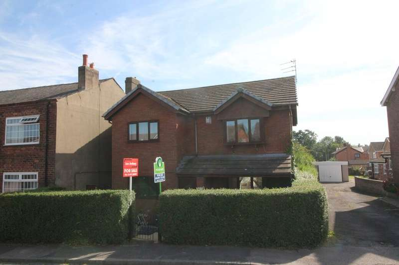 4 Bedrooms Detached House for sale in Liverpool Road, Skelmersdale, WN8