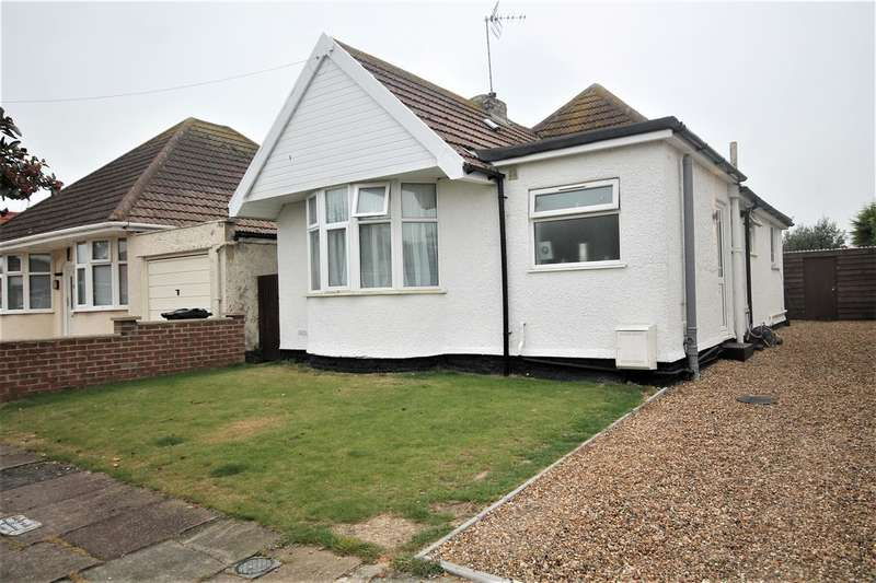 2 Bedrooms Bungalow for sale in Edison Road, Holland on Sea