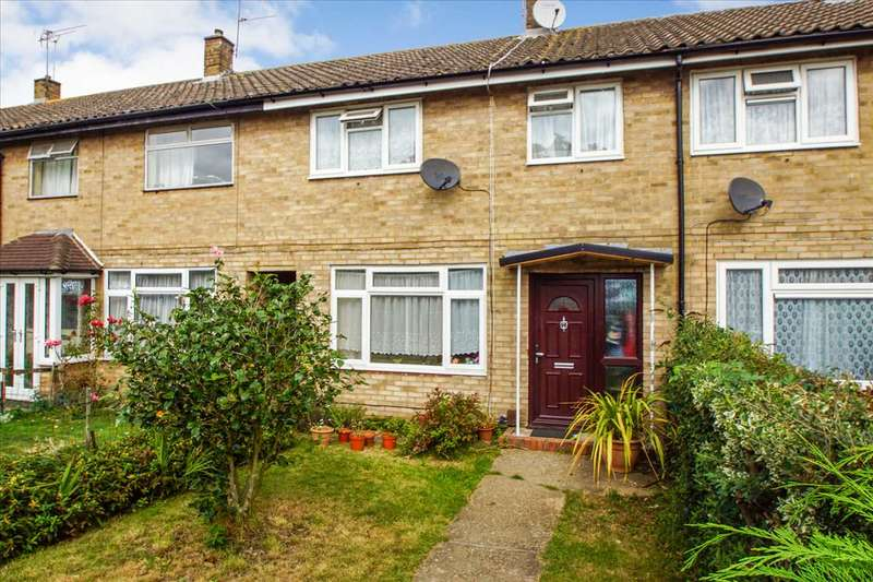 3 Bedrooms Terraced House for sale in Marescroft Road, Slough