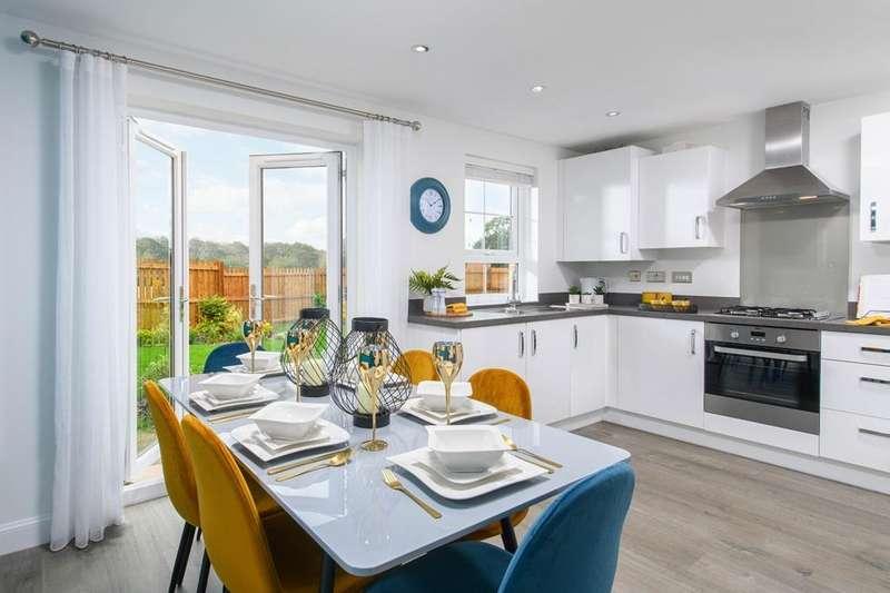 3 Bedrooms House for sale in Ellerton, Great Oldbury, Great Oldbury Drive, Stonehouse, STONEHOUSE, GL10 3SJ