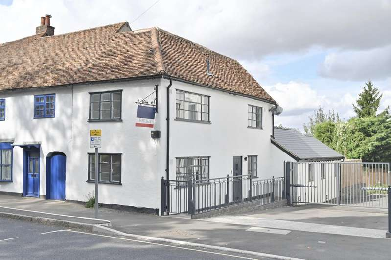 2 Bedrooms End Of Terrace House for sale in Stortford Road, Dunmow