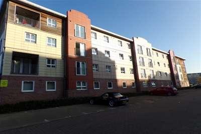 2 Bedrooms Flat for rent in Millside, Heritage Way, Wigan