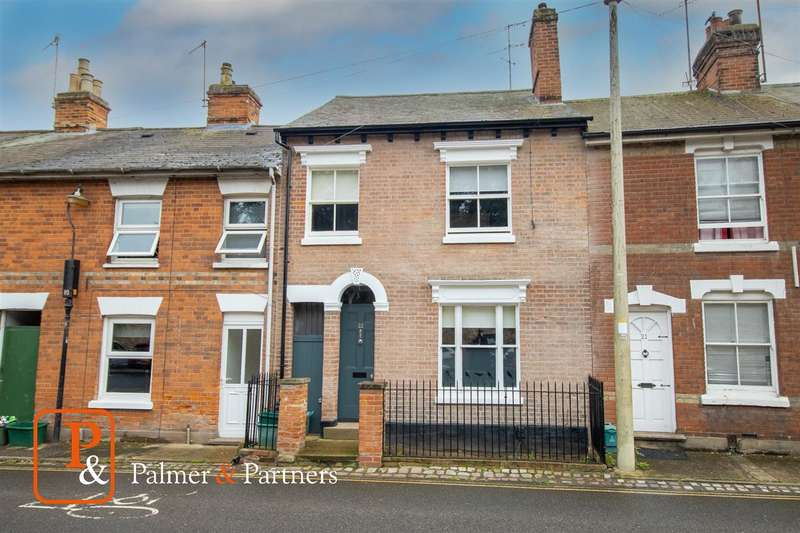 3 Bedrooms Terraced House for sale in Priory Street, Colchester, CO1