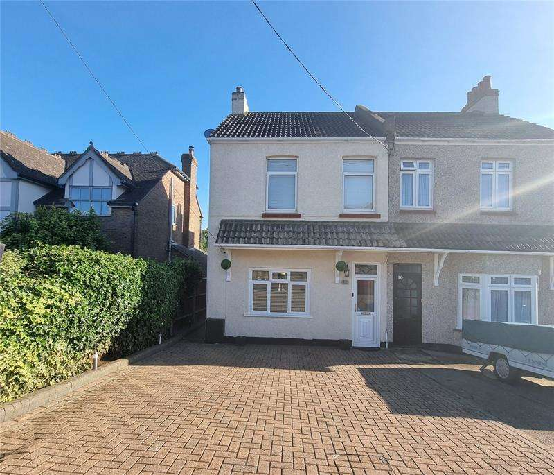 3 Bedrooms Semi Detached House for sale in Underhill Road, Benfleet, Essex, SS7