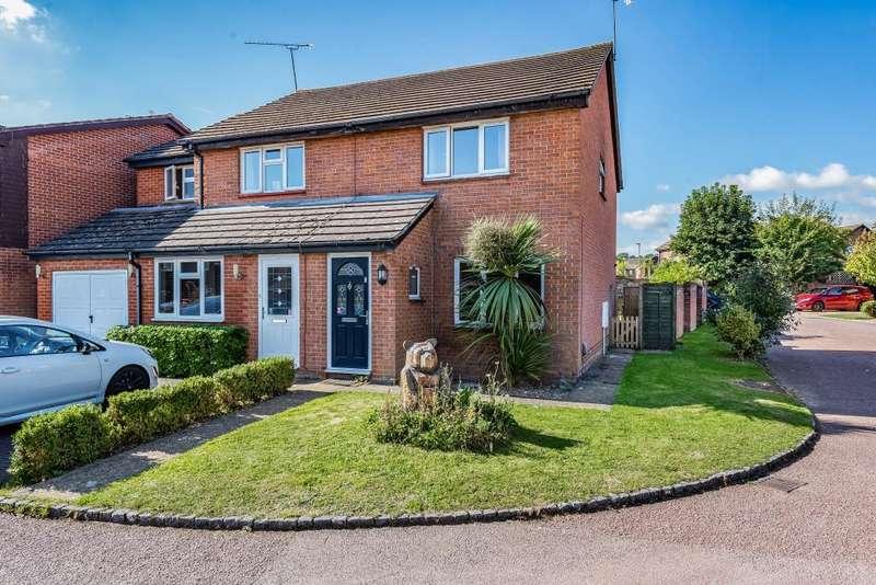 2 Bedrooms Semi Detached House for sale in Wokingham, Berkshire, RG41
