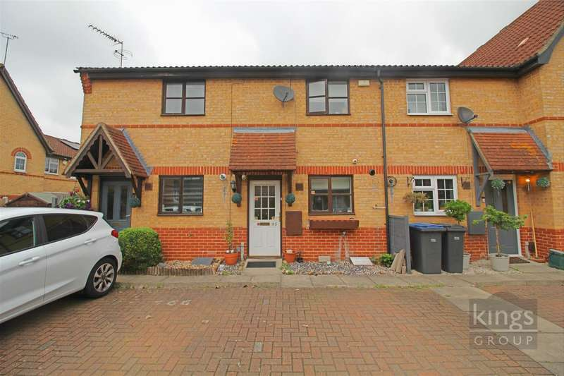 2 Bedrooms Terraced House for sale in Coalport Close, Church Langley