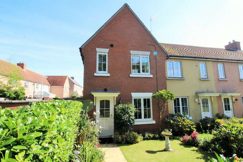 3 Bedrooms End Of Terrace House for sale in Holst Avenue, Witham