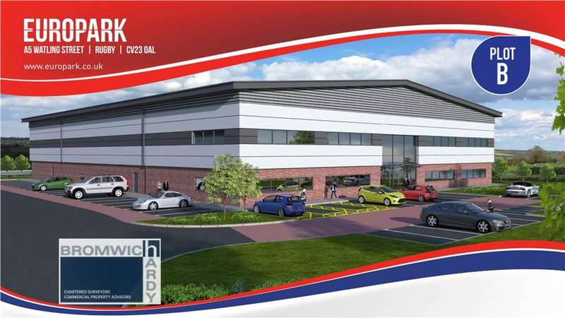 Business Park Commercial for rent in Europark Watling Street, Rugby, Rugby, Warwickshire, CV23