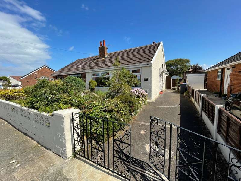 2 Bedrooms Semi Detached Bungalow for sale in Thornton-Cleveleys