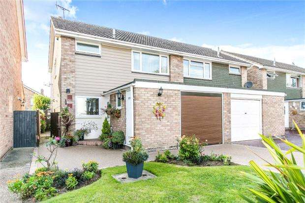 3 Bedrooms Semi Detached House for sale in Crosstree Walk, Colchester, Essex