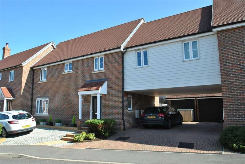 5 Bedrooms Semi Detached House for sale in Mill Park Drive, Braintree, Essex