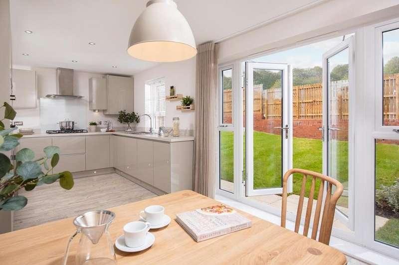 4 Bedrooms House for sale in Kingsley, Grange View, Grange Road, Hugglescote, COALVILLE, LE67 2BQ