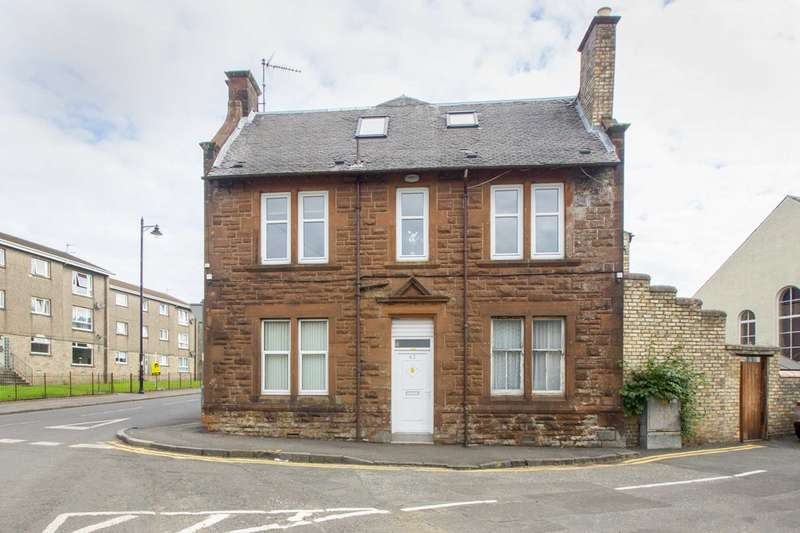 2 Bedrooms Maisonette Flat for sale in Lainshaw Street, Stewarton