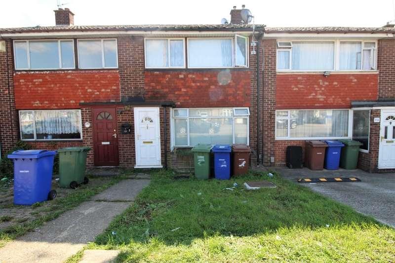 3 Bedrooms Terraced House for rent in Brennan Road, Tilbury