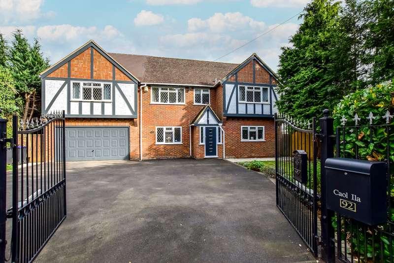 6 Bedrooms Detached House for sale in Blackpond Lane, Farnham Royal, SL2